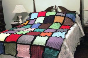 Mark's Quilt Completed